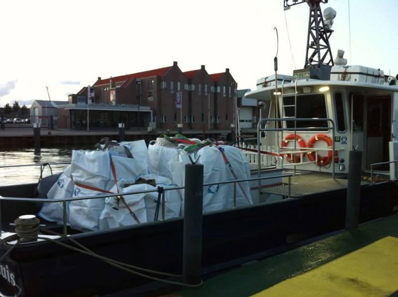container service maassluis